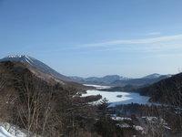 Shakunagedaira snowshoeing course