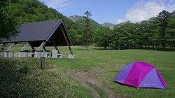 About Nikko Yumoto campsite