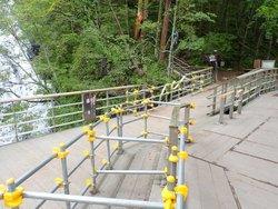 【9/24~】湯滝観瀑台 復旧のお知らせ