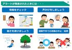 【8/11】栃木県熱中症警戒アラート発表中